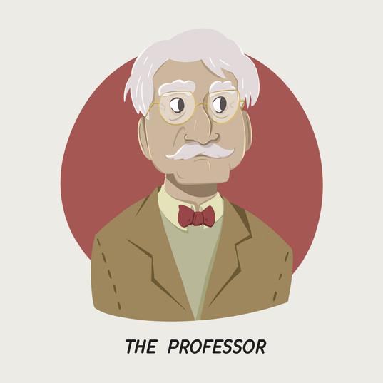 Meet The Professor!