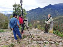 Entrevista en Almaguer, Cauca