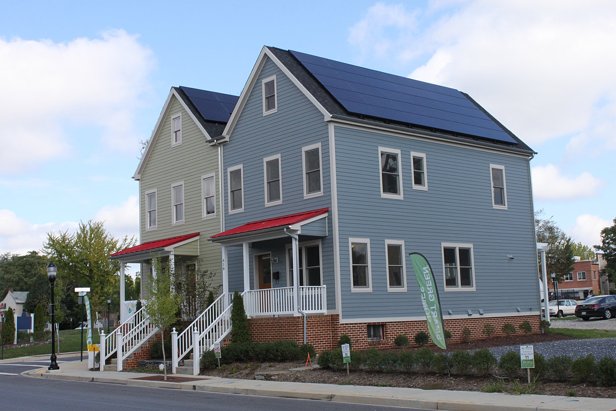 Sustainable Design Group Green GridIndependent Custom Homes - Green home designs