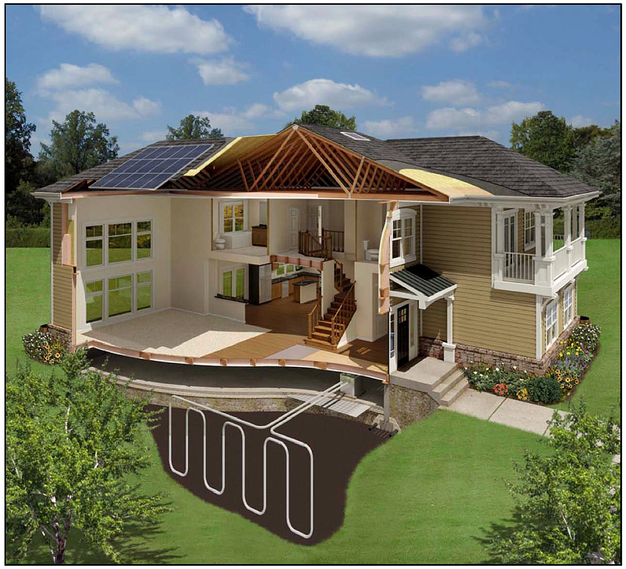 Sustainable Design Group | Green, Grid-Independent Custom Homes