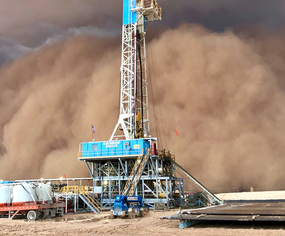 The OCTG Situation Report June 2019 - Photo Courtesy Surge Energy