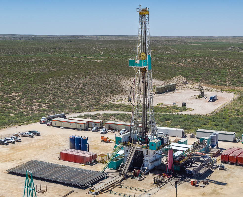The OCTG Situation Report August 2019 Cover Photo Courtesy XTO Energy