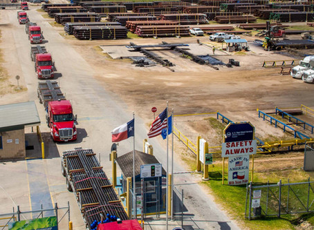 Oil Patch Confidential: 3Q18 OCTG Inventory Yard Survey