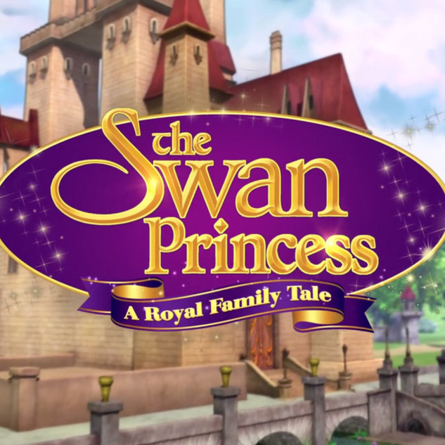The Swan Princess - A Royal Family Tale