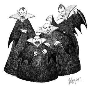 Vampire Brothers