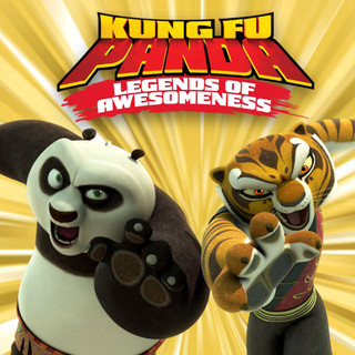 Kung Fu Panda Legends of Awesome