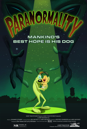 Paranormality Poster