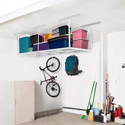 Fleximount Overhead Garage Storage Unit.