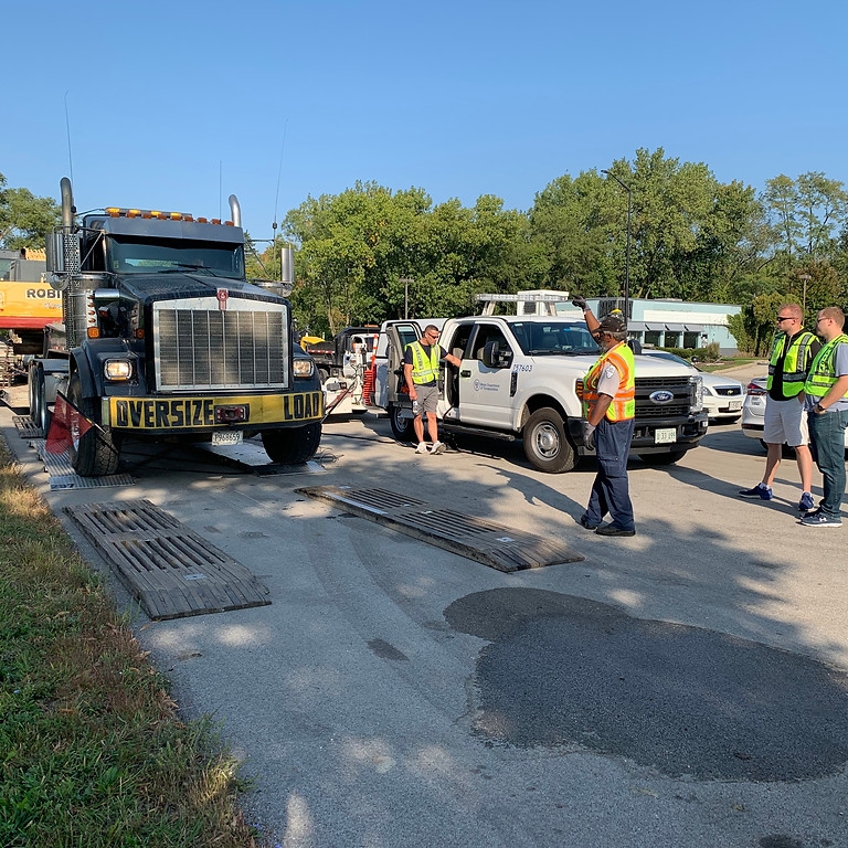 Basic Truck Enforcement Class Spring Session