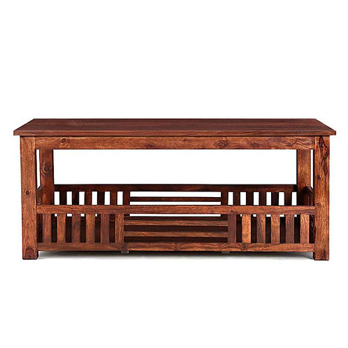 WAINSCOT COFFEE TABLE