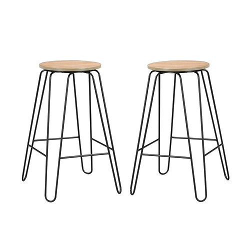 SHOWY BAR & COUNTER STOOL