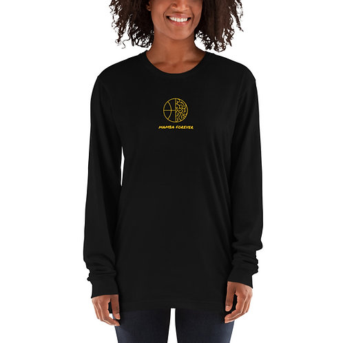 Mamba Forever Long sleeve t-shirt