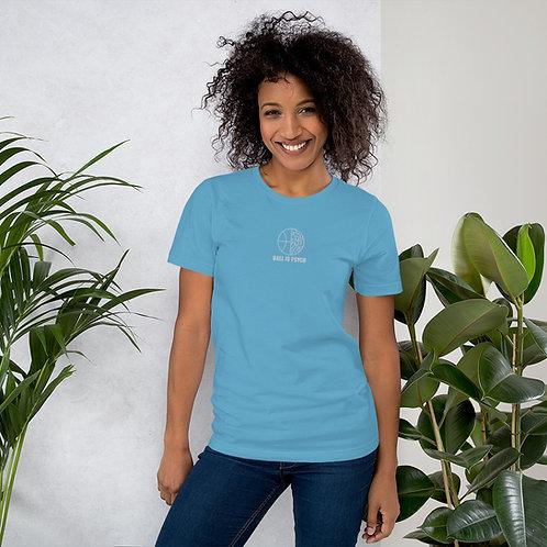 Embroidered Short-Sleeve BallisPsych Summer T-Shirt