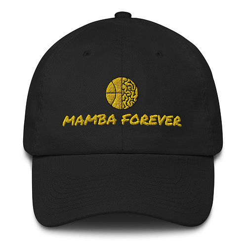 Mamba Forever Dad Hat