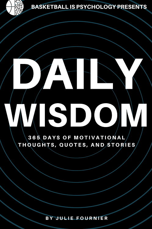 Daily Wisdom: 365 Days of Motivational Thoughts, Quotes, and Stories