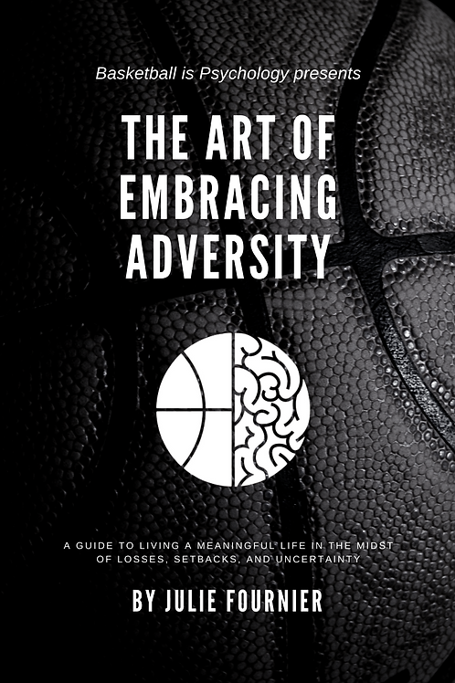 Autographed Copy of The Art of Embracing Adversity