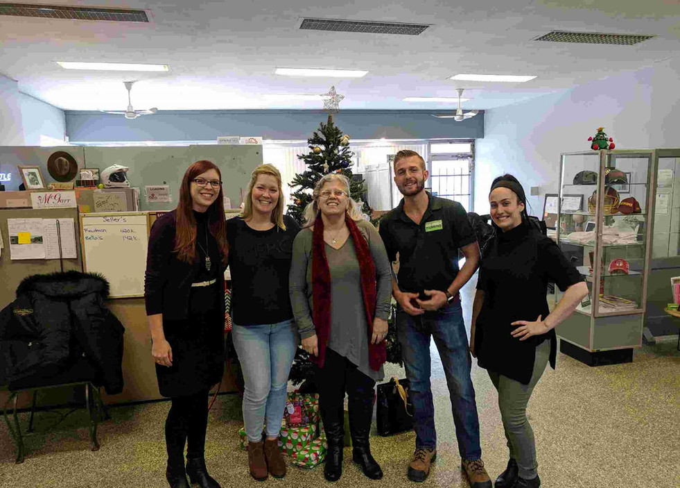 Surprise Christmas Sponsorship For A Deserving Niagara Family