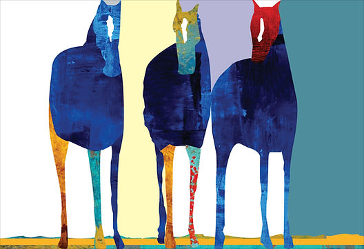 THREE BLUE HORSES.jpg