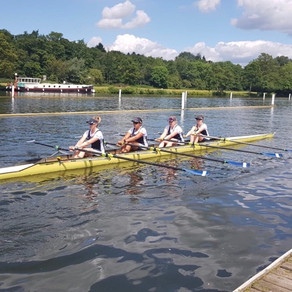 Masters 4x- at HWR