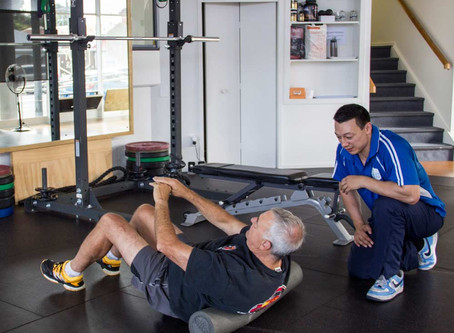 Strength tRAINING BENEFITS FOR oVER 40s