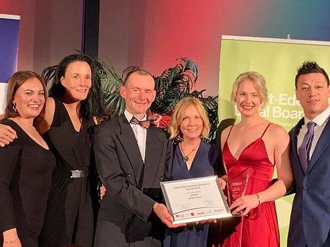 AlbertEden Business Award Winners The Ac
