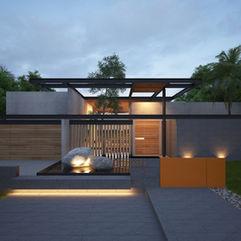 REFLECTING HOUSE