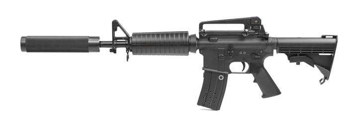 Colt М4-А1