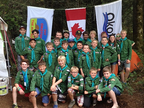 Group Camp Fees (Scouts)