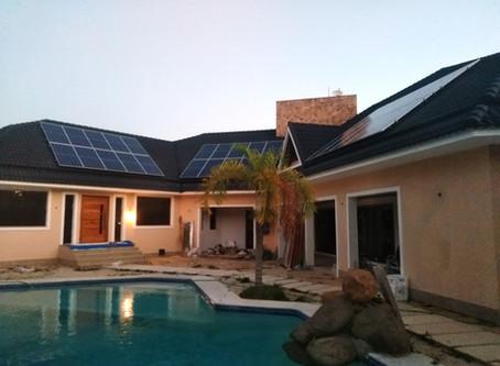 Na Prática da Energia Solar Fotovoltaica