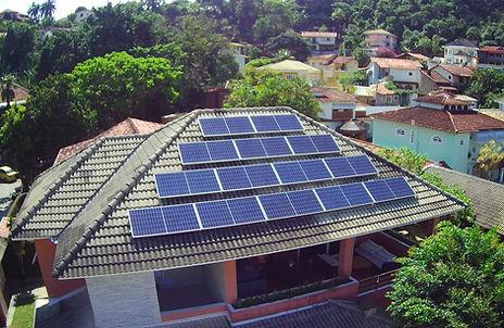 Kit Fotovoltaico com 12,96 kWp