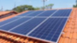 Kit Fotovoltaico 2,64 kWp 8 Placas de 330w Canadian Solar NHS Solar