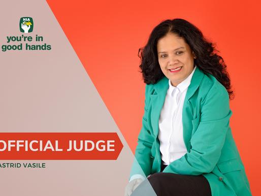 Indonesian born : Official Judge for HIA Western Australia