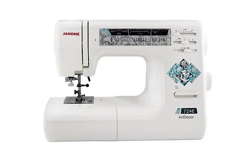 Швейная машина Janome Dekor 724