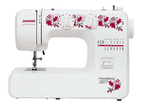 Janome HomeDecor 2077