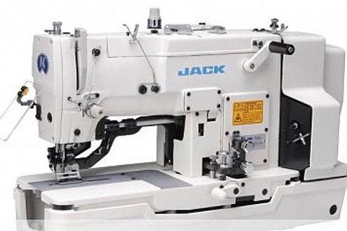 Jack JK-T782D двухниточная одноигольная петельная машина челночного стежка