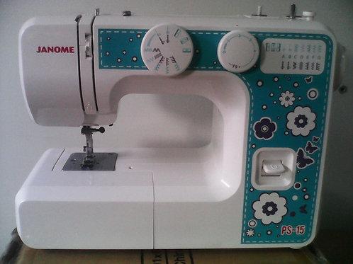 Швейная машинка JANOME ps 15
