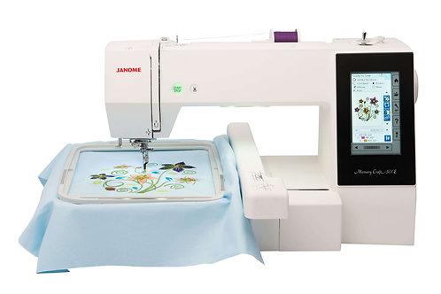 Швейная машина Janome 500E