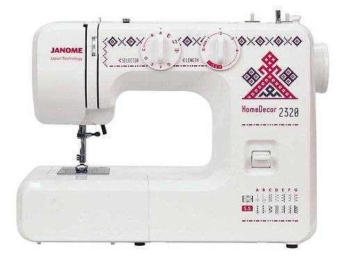 Janome HomeDecor 2320