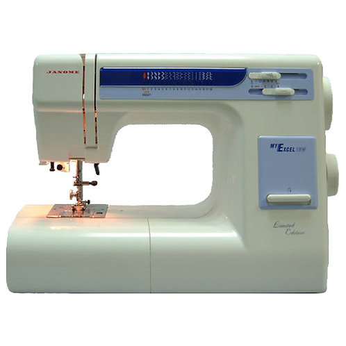 """Janome My Excel 1221 """"18W"""""""