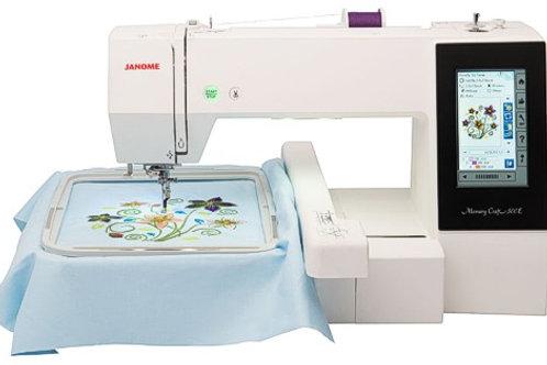 Вышивальная машина Janome Memory Craft 500E (MC 500)