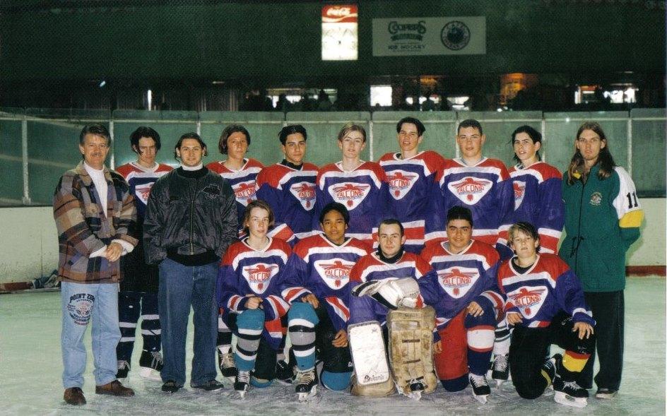 1995 Falcons U15s