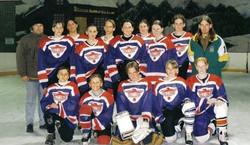 1995 Falcons U13s