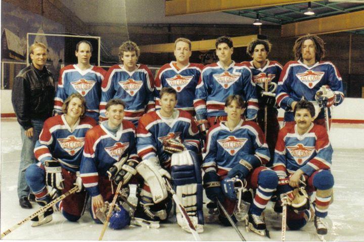 1991 Falcons A