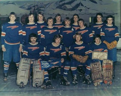 Falcons A grade 1970