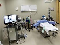 Sonablate HIFU Treatment Set Up