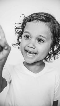 Kidsportret studio