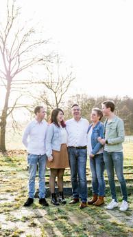 Familie fotoshoot Winterswijk
