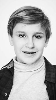 Studioportret kind Winterswijk