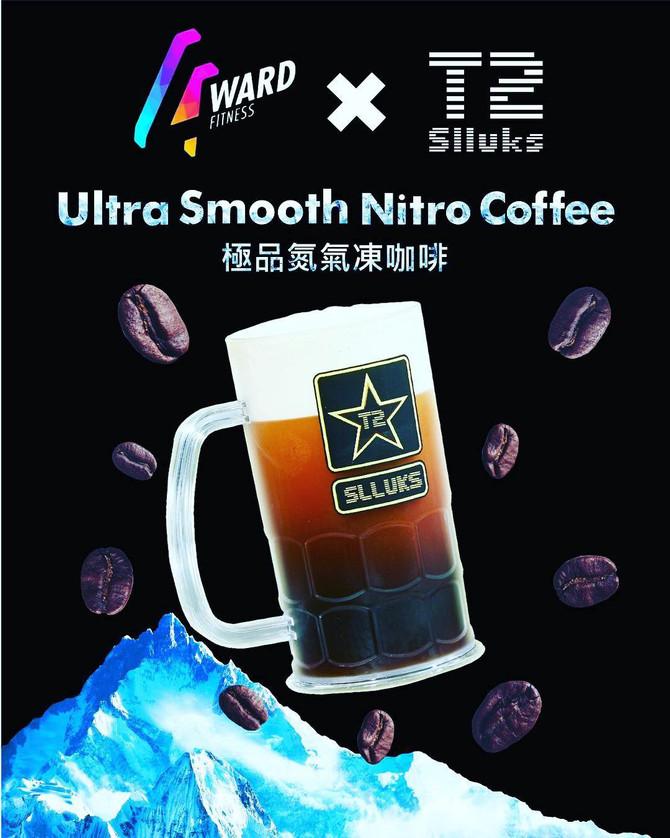 4ward x SlluksT2 Ultra Smooth Nitro Coffee