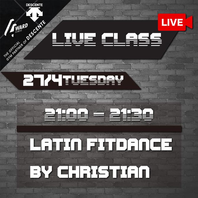 【✨Live class schedule 🗓】